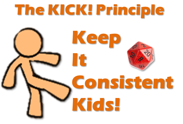 The Kick Principle