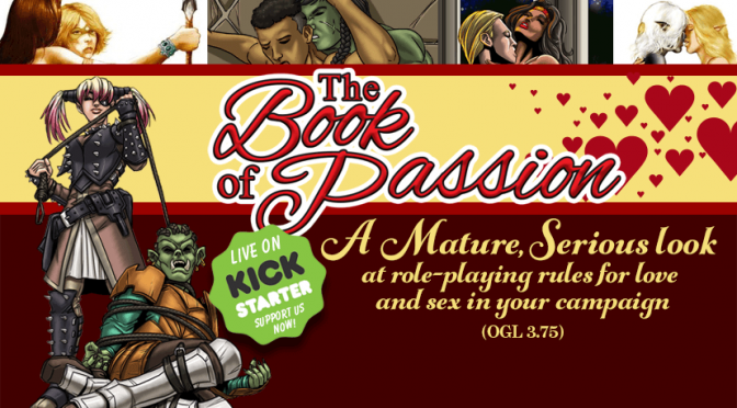 The Book of Passion: An interview with the authors