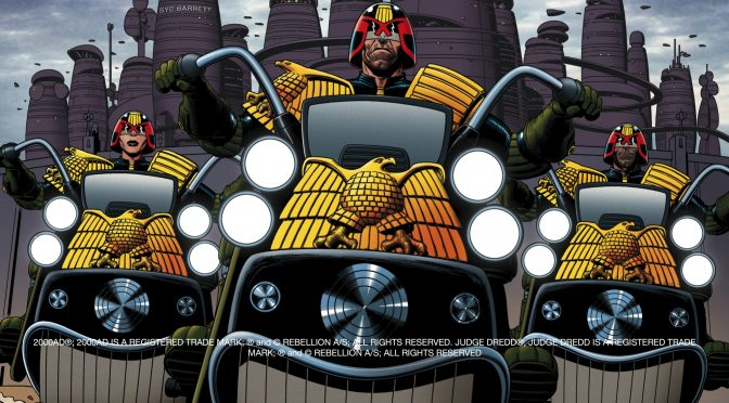EN Publishing and the Worlds of 2000AD