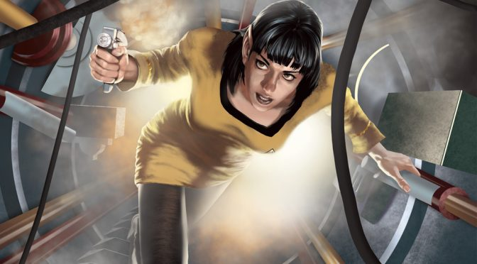 5 Reasons Why You Should Get The New Star Trek Adventures RPG