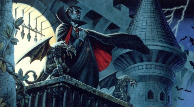 Ravenloft and Retro Clones