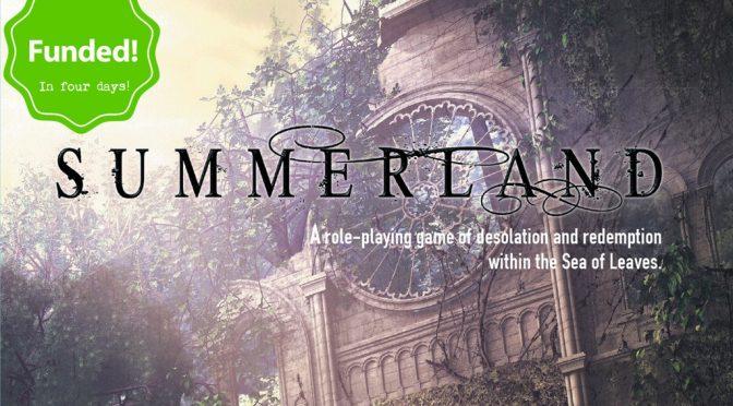 Kickstarter: Summerland